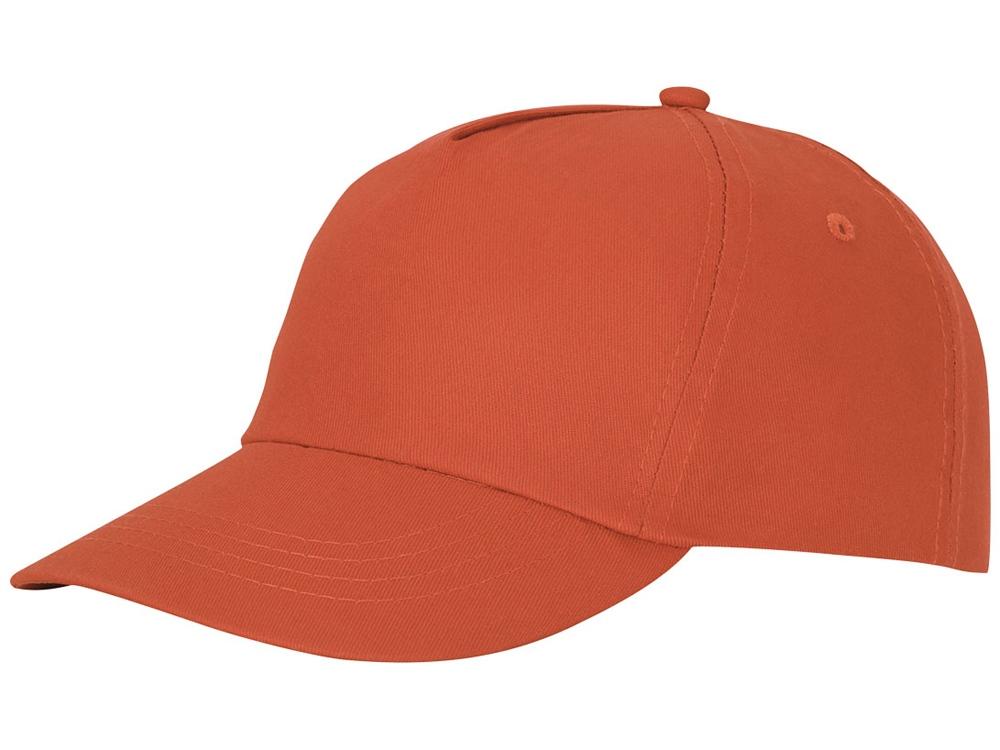 Кепка из 5 панелей Feniks, оранжевый