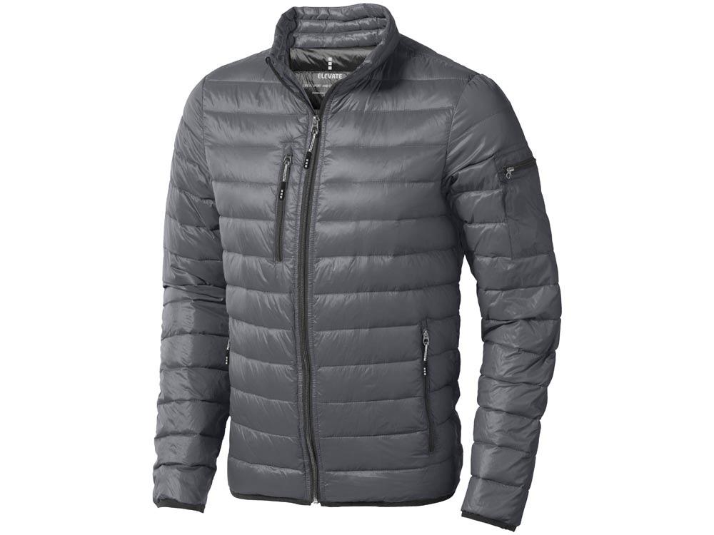 Куртка Scotia мужская, стальной серый