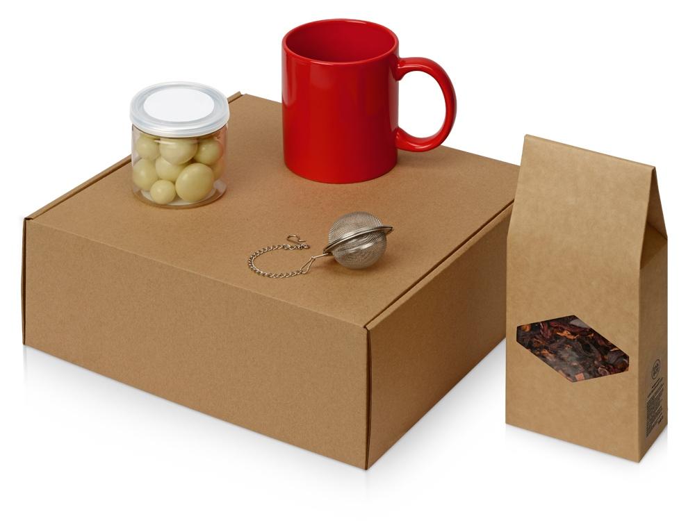 Подарочный набор Tea Cup Superior, красный