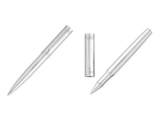 Подарочный набор: ручка-роллер, ручка шариковая (арт. NPBR209)