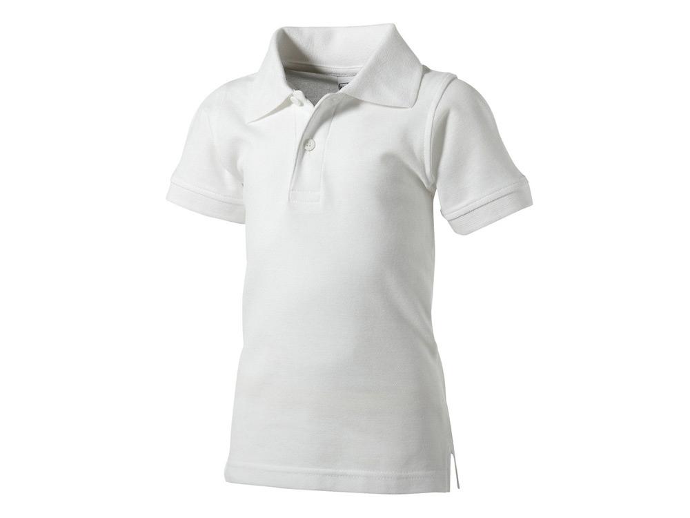Рубашка поло Boston детская, белый