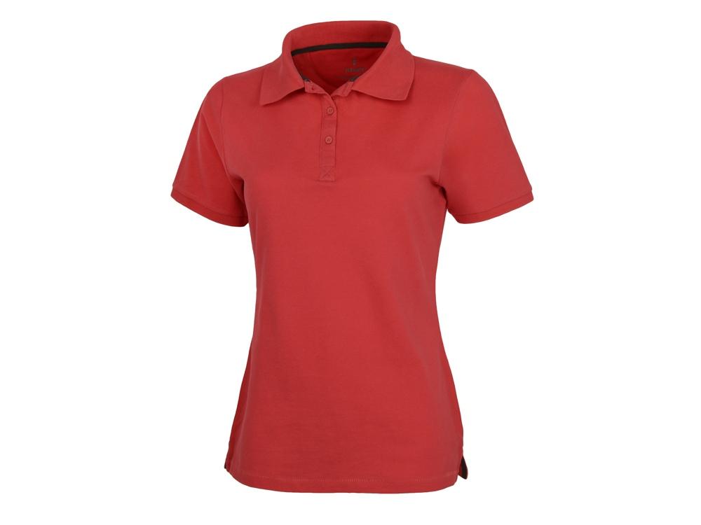 Рубашка поло Calgary женская, красный