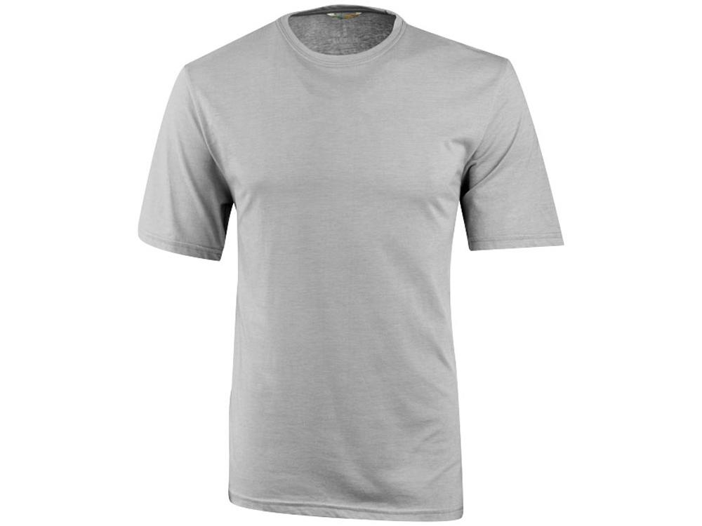 Футболка Sarek мужская, серый