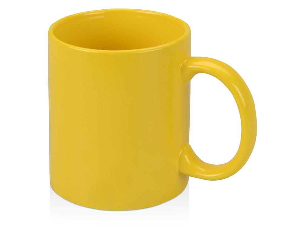 Кружка Марго 320мл, желтый