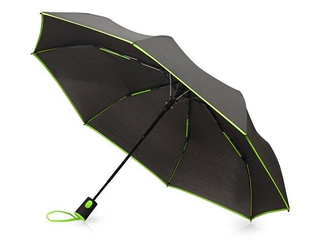 Зонт складной «Motley» с цветными спицами