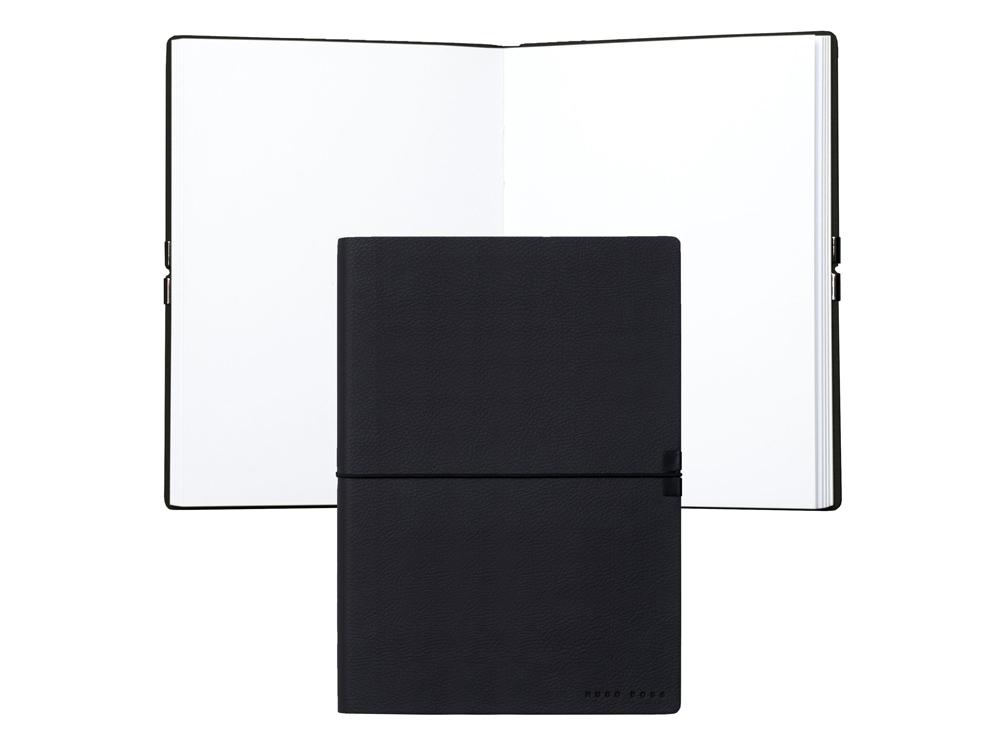 Блокнот А5 Storyline. Hugo Boss, темно-синий