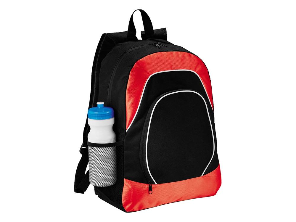 Рюкзак для планшета Branson, черный/красный