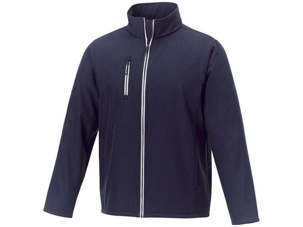 Мужская флисовая куртка Orion, темно-синий