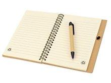 Блокнот «Priestly» с ручкой (арт. 10626801), фото 3