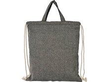 Сумка-рюкзак «Pheebs» из переработанного хлопка, 150 г/м² (арт. 12045901), фото 2