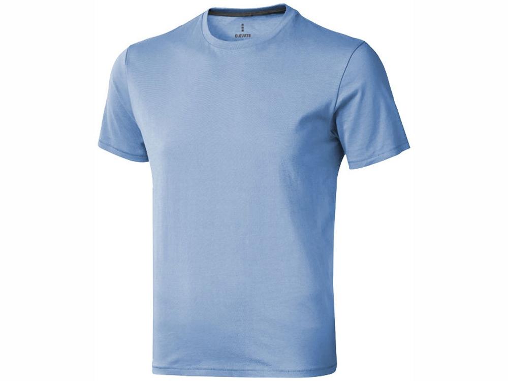 Футболка Nanaimo мужская, светло-голубой