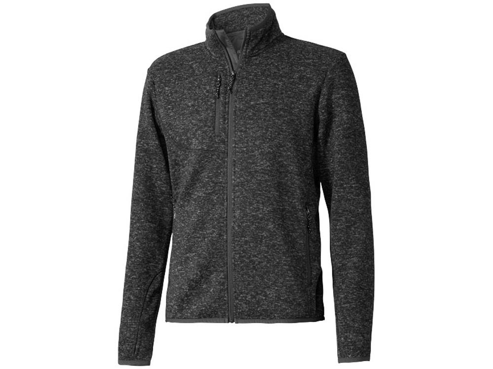 Куртка трикотажная Tremblant мужская, темно-серый