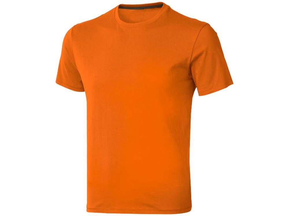 Футболка Nanaimo мужская, оранжевый