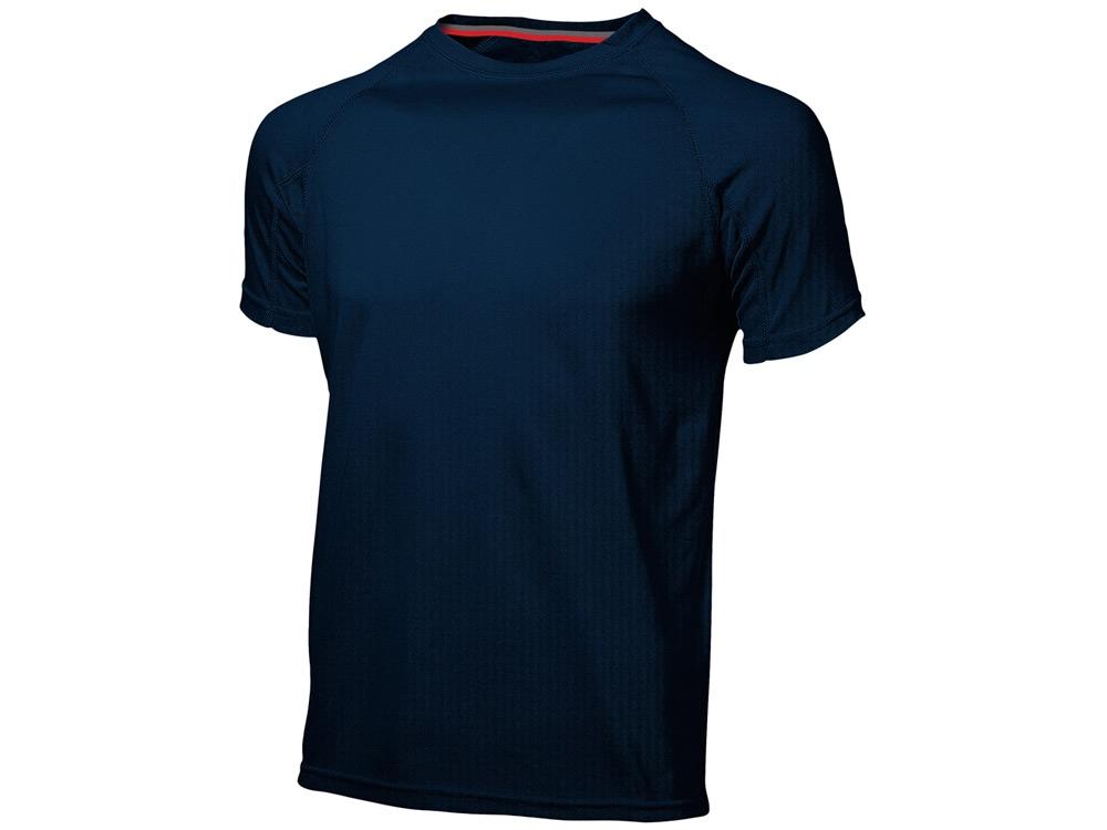 Футболка Serve мужская, темно-синий