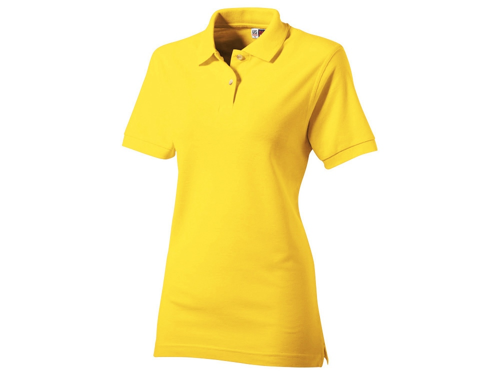 Рубашка поло Boston женская, желтый