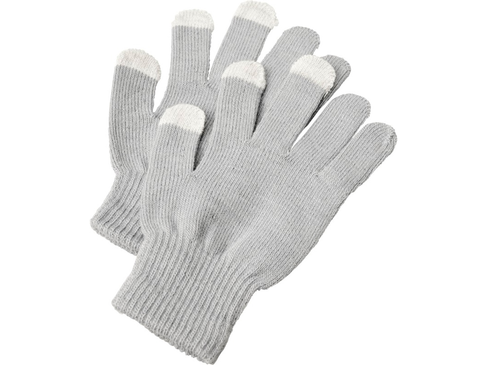 Сенсорные перчатки Billy, темно-серый