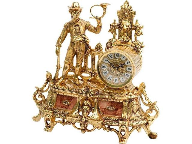 Часы «Охотник», золотистый