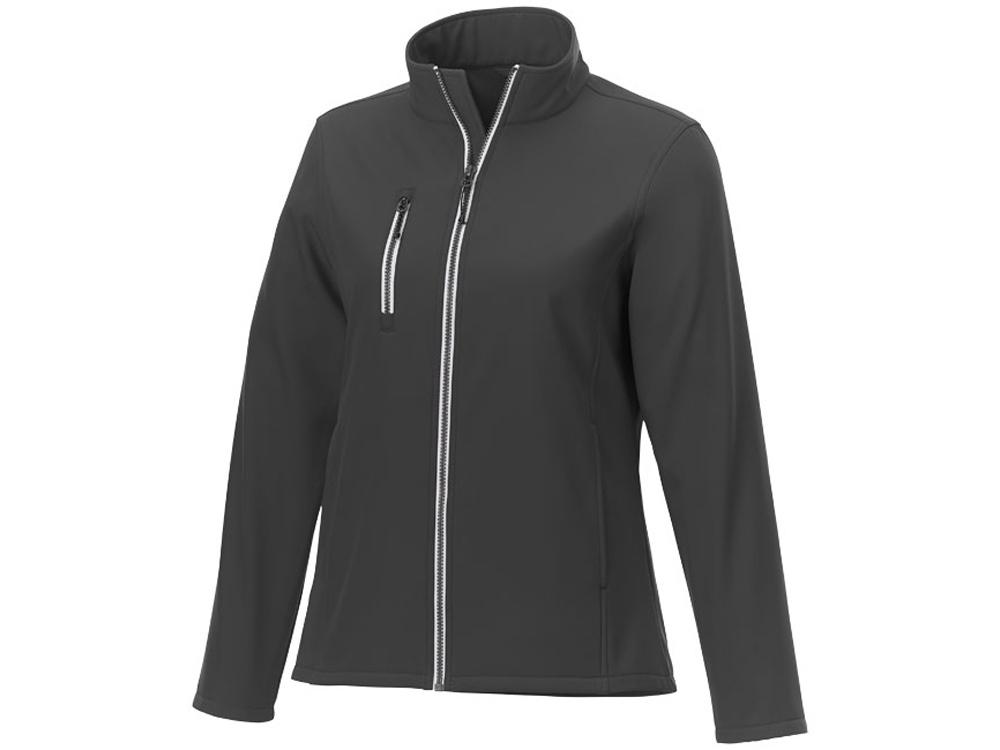Женская флисовая куртка Orion, storm grey