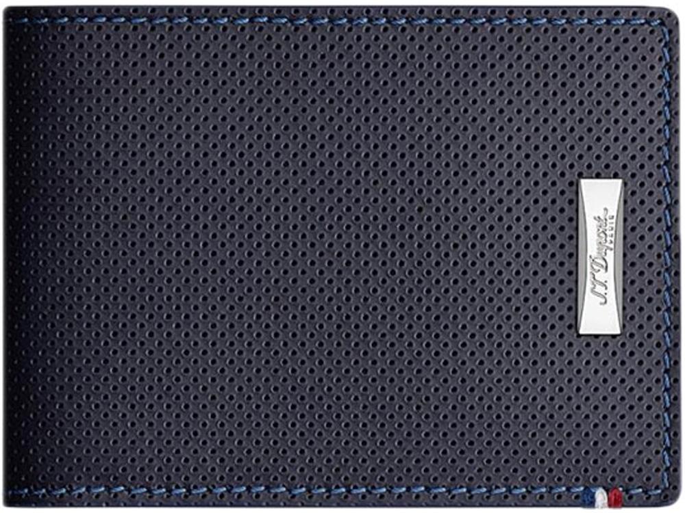 Бумажник Defi. S.T. Dupont, синий