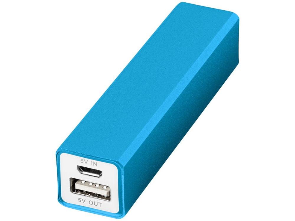 Портативное зарядное устройство Volt, светло-синий