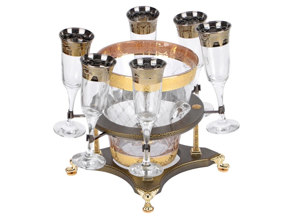 Набор для шампанского Credan