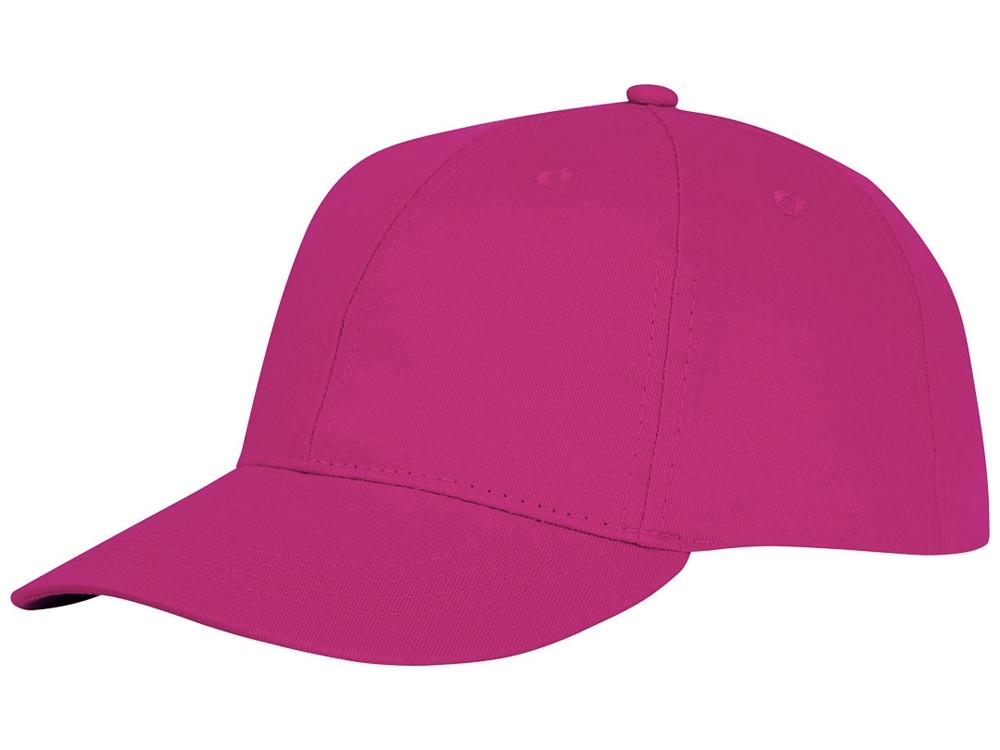 Шестипанельная кепка Ares, розовый