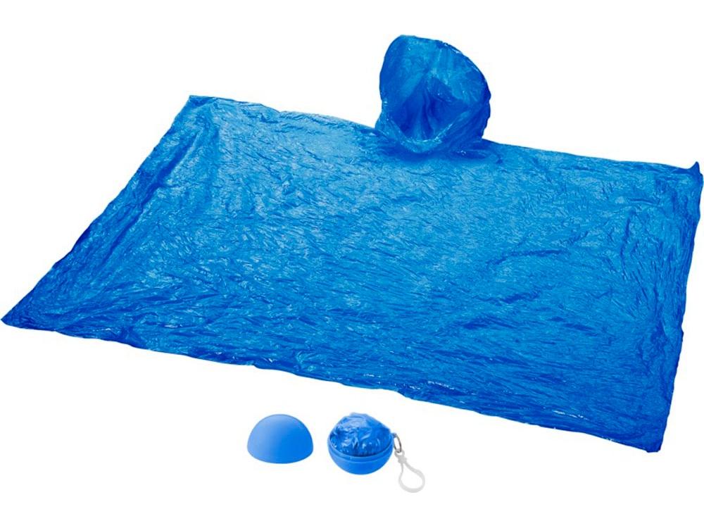 Дождевик Xina, синий