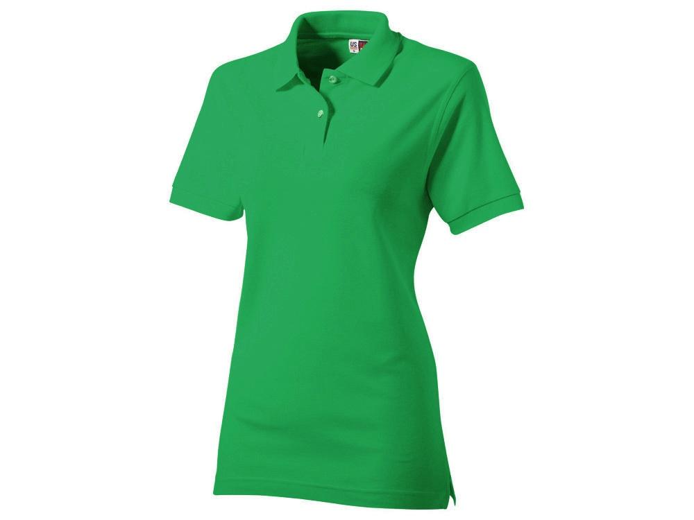 Рубашка поло Boston женская, зеленый