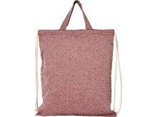 Сумка-рюкзак «Pheebs» из переработанного хлопка, 150 г/м² (арт. 12045904), фото 2