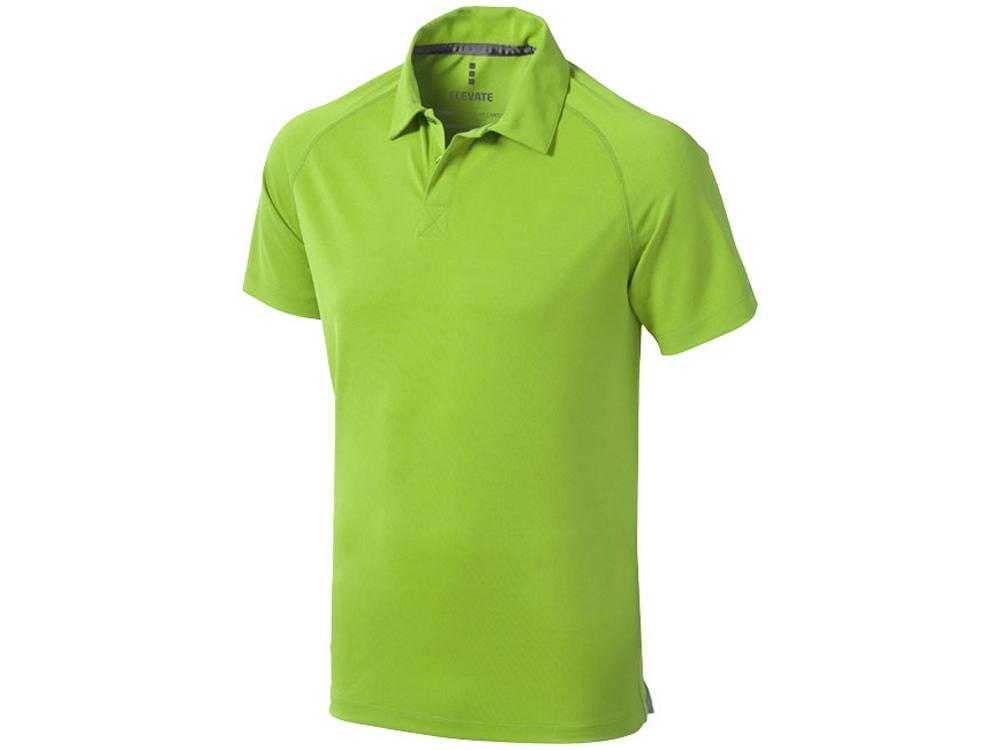 Рубашка поло Ottawa мужская, зеленое яблоко
