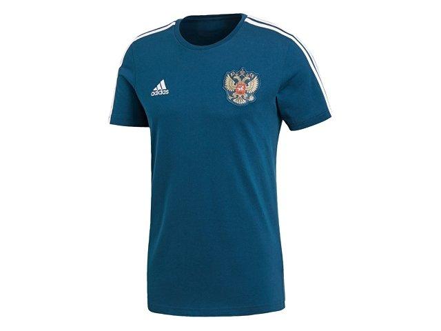 Футболка РОССИЯ 3-STRIPE