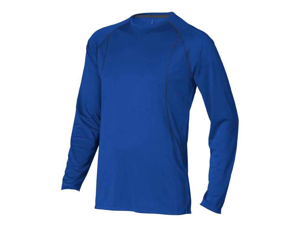 Футболка Whistler мужская с длинным рукавом, синий