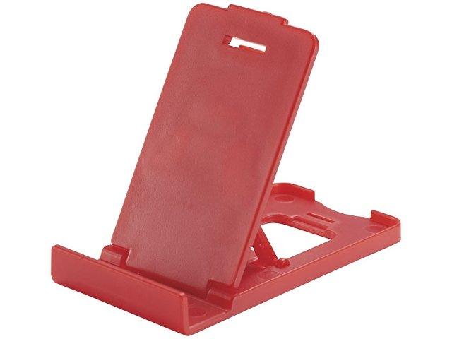 Подставка для телефона «Trim Media Holder», красный