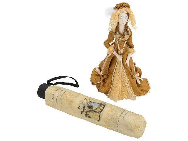 Набор «Оксфорд-стрит»: кукла декоративная, зонт