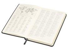 Подарочный набор «Megapolis Velvet»: ежедневник А5 , ручка шариковая (арт. 700396), фото 5