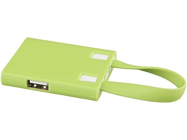 USB Hub и кабели 3 в 1