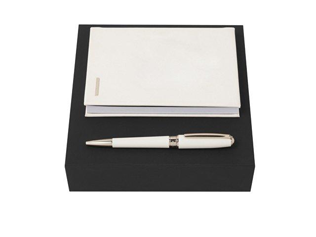 Подарочный набор: блокнот А6, ручка шариковая