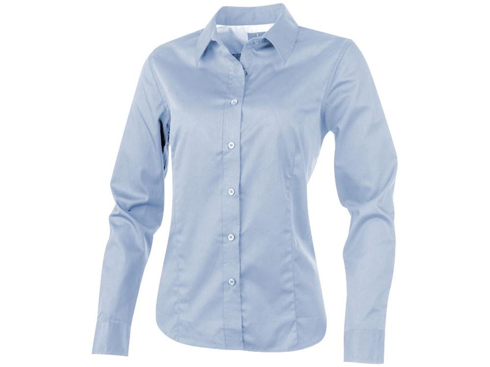 Рубашка Wilshire женская с длинным рукавом, синий