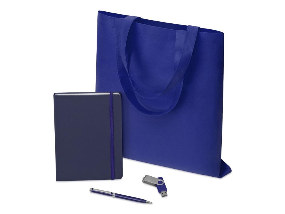 Подарочный набор Guardar, синий