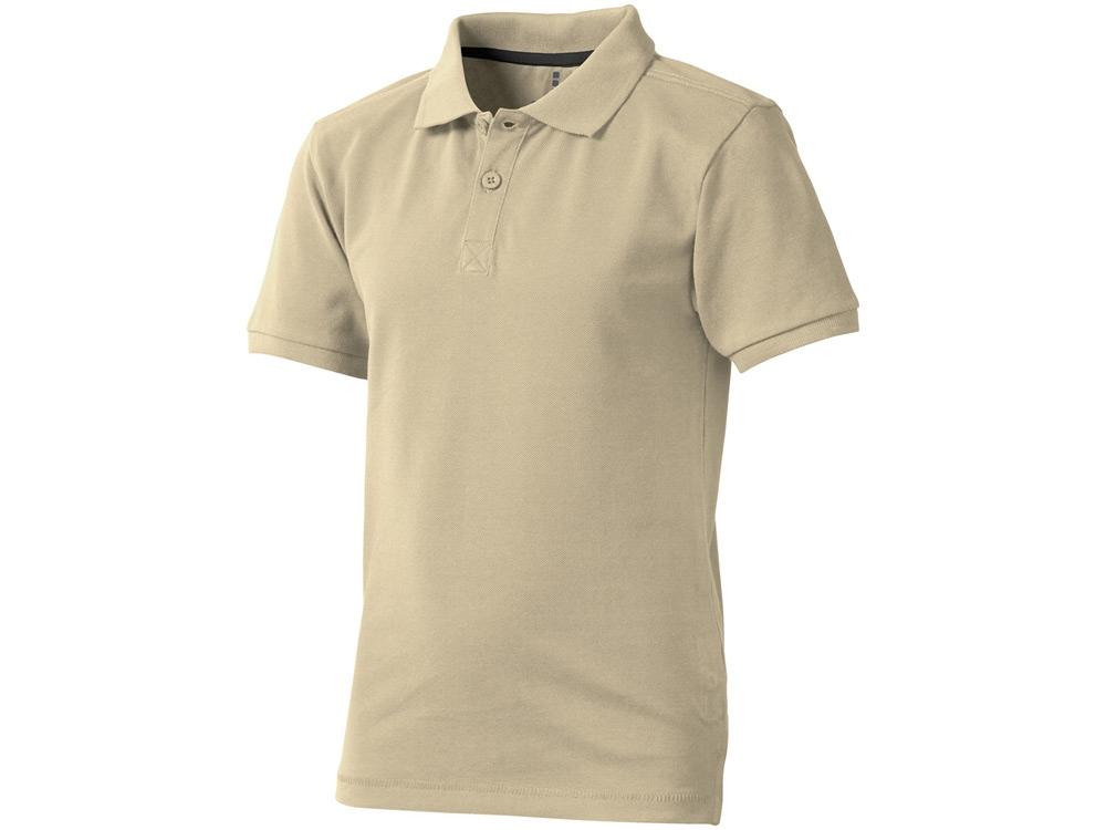 Рубашка поло Calgary детская, хаки