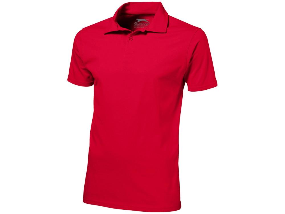 Рубашка поло Let мужская, красный