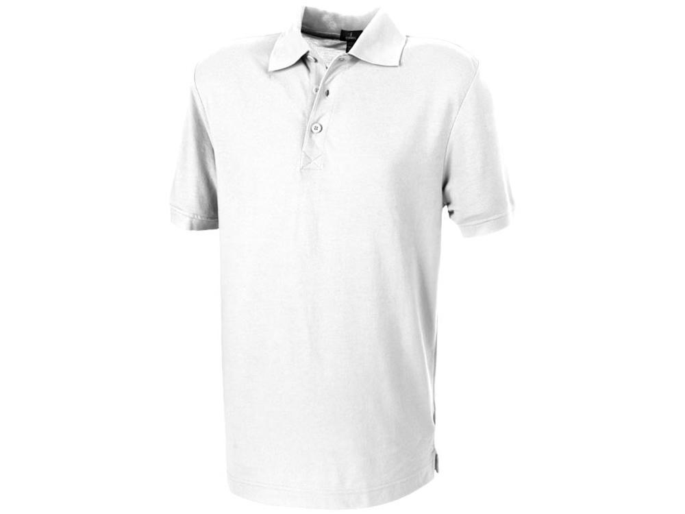 Рубашка поло Crandall мужская, белый