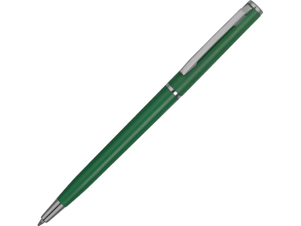 Ручка шариковая Наварра, зеленый