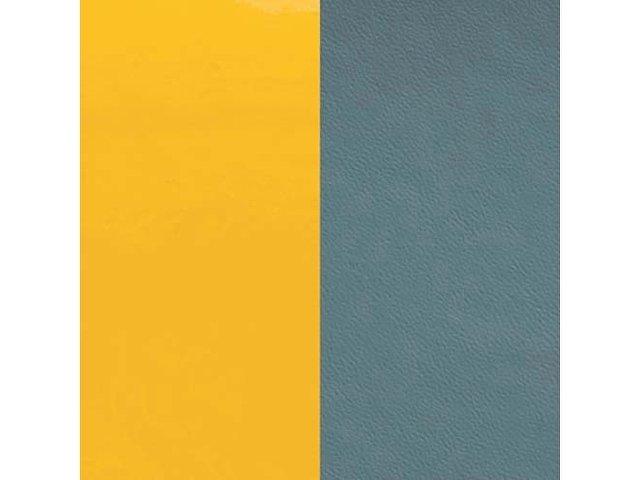 Двусторонняя кожаная вставка для браслета (арт. 50026)