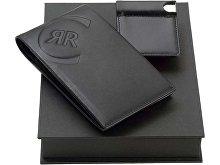 Набор: портмоне, визитница с флеш-картой на 4 Гб (арт. 56406)