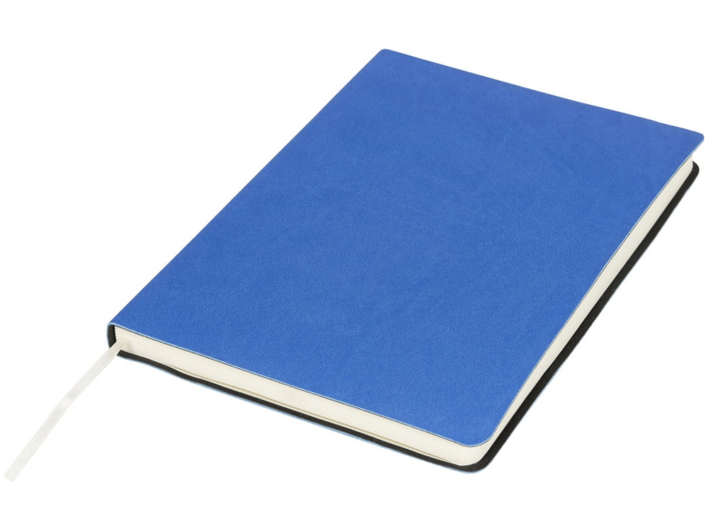 Мягкий блокнот Liberty, синий