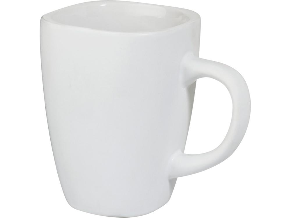 Керамическая кружка Folsom объемом 350мл, белый