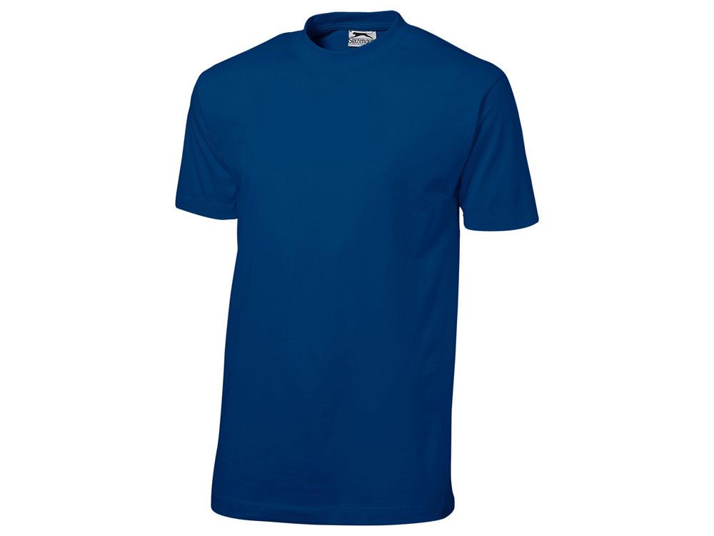 Футболка Ace мужская, классический синий