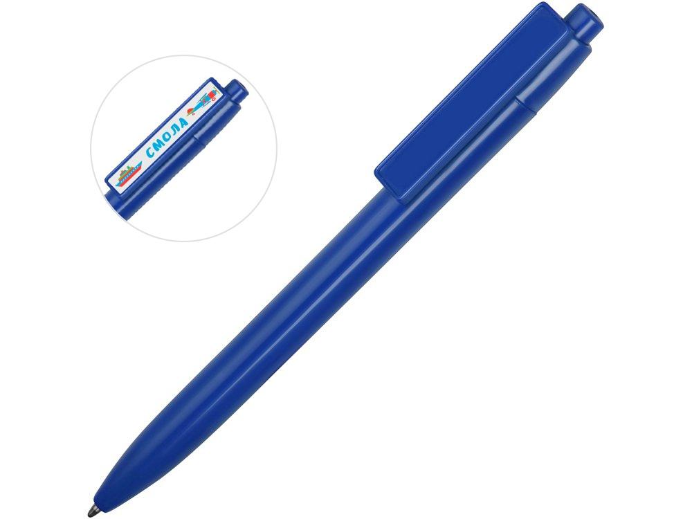 Ручка пластиковая шариковая Mastic под полимерную наклейку, синий