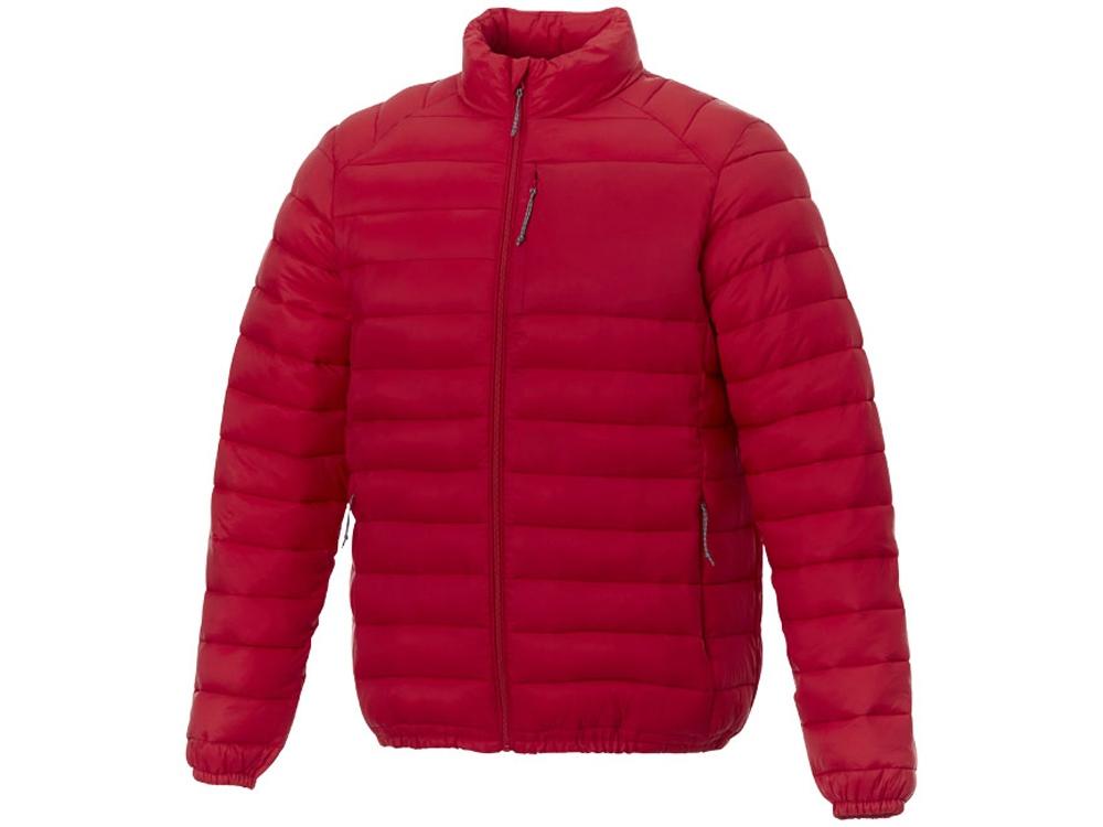 Мужская утепленная куртка Atlas, красный